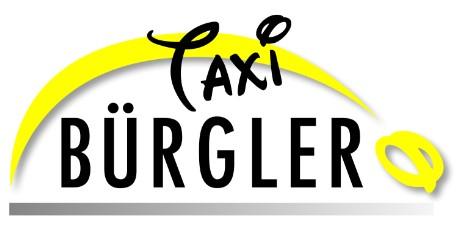 Logo Taxi Bürgler